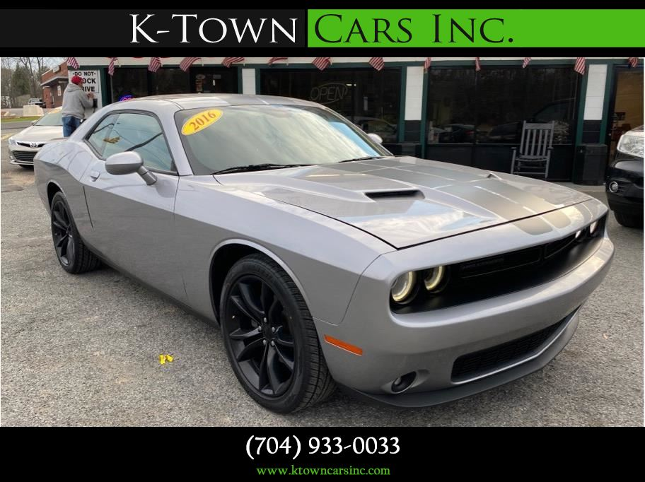 2016 Dodge Challenger from K-Town Cars