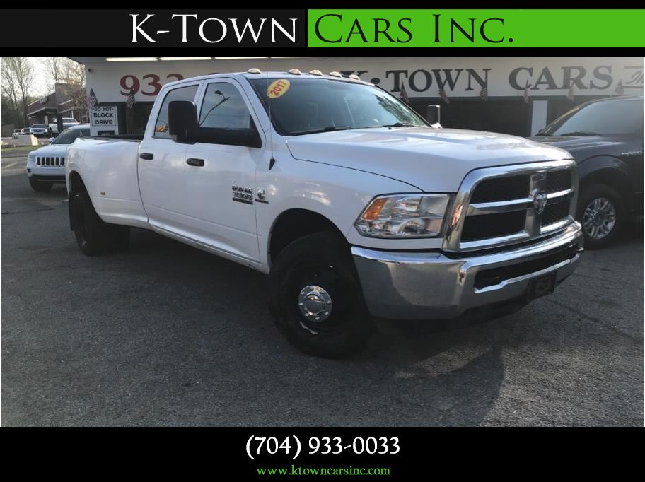 2017 Ram 3500 Crew Cab from K-Town Cars