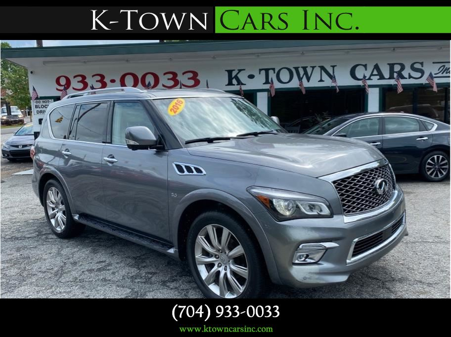2016 INFINITI QX80 from K-Town Cars