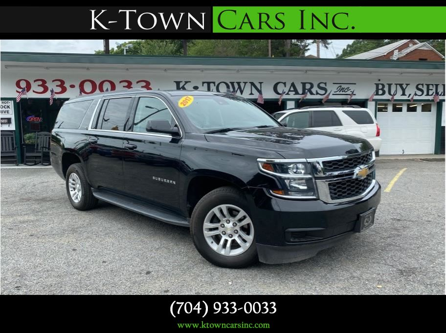 2017 Chevrolet Suburban from K-Town Cars