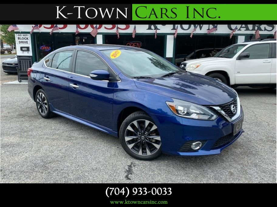 2017 Nissan Sentra from K-Town Cars