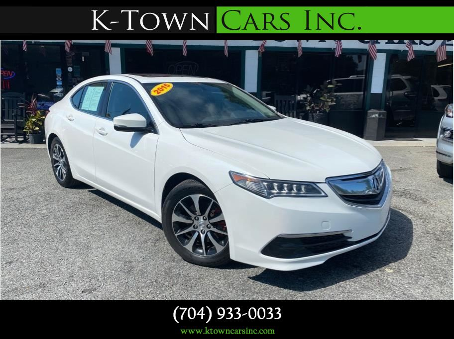 2015 Acura TLX from K-Town Cars