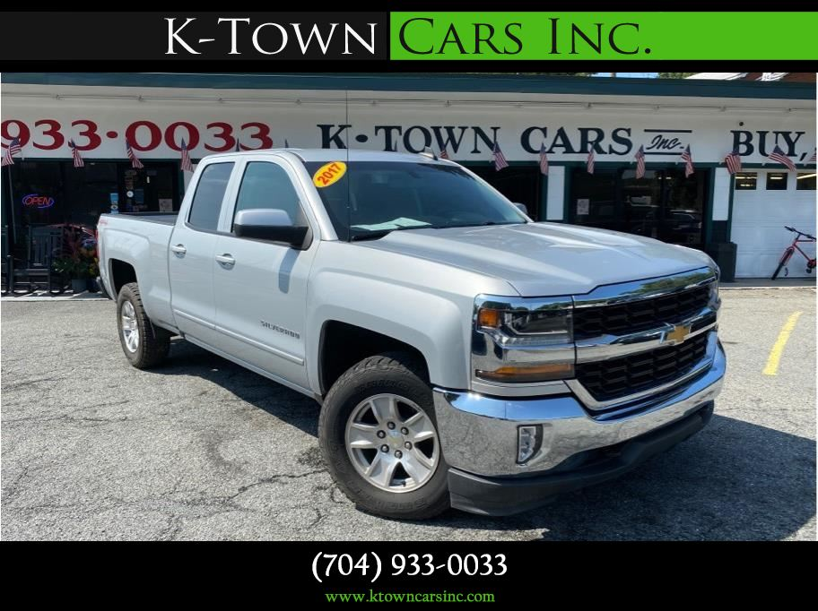 2017 Chevrolet Silverado 1500 Double Cab from K-Town Cars