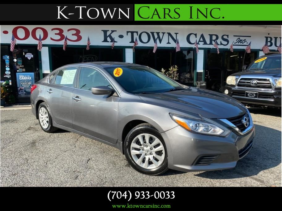 2017 Nissan Altima from K-Town Cars