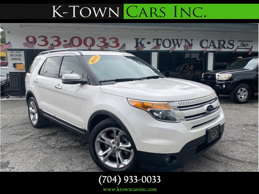 2015 Ford Explorer from K-Town Cars