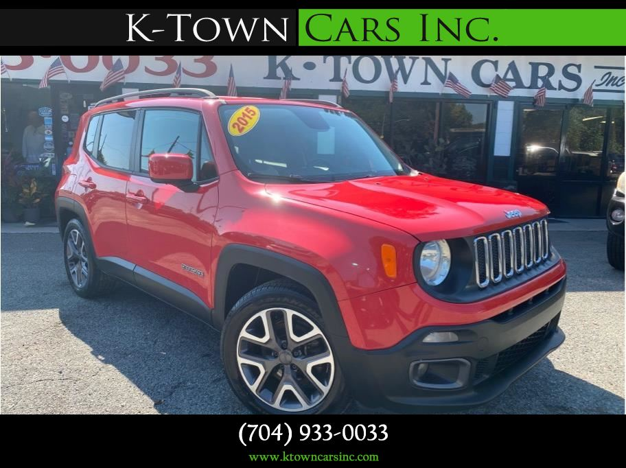 2015 Jeep Renegade from K-Town Cars