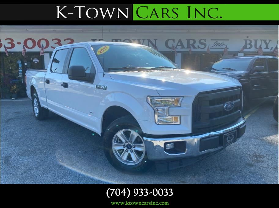 2017 Ford F150 SuperCrew Cab from K-Town Cars