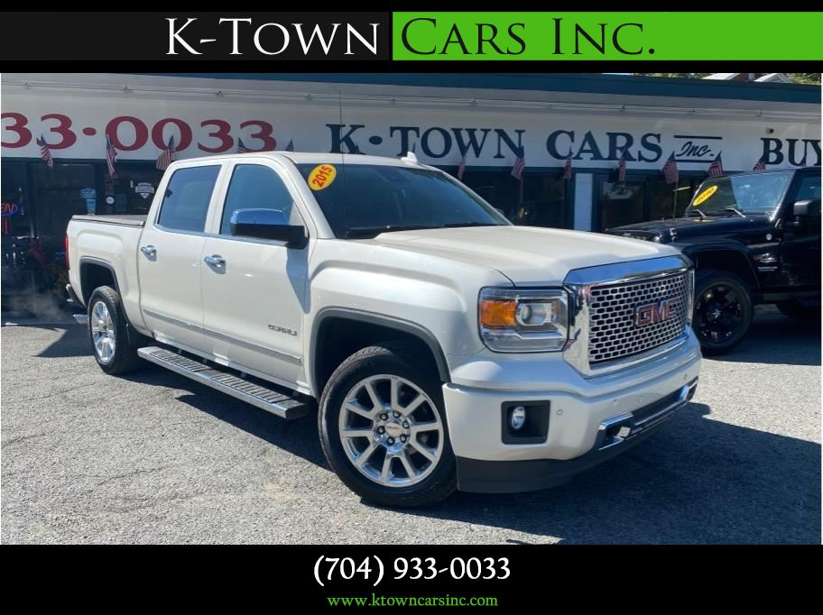 2015 GMC Sierra 1500 Crew Cab from K-Town Cars