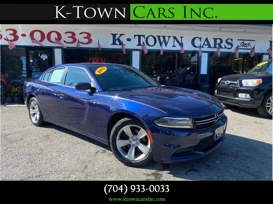 2015 Dodge Charger from K-Town Cars