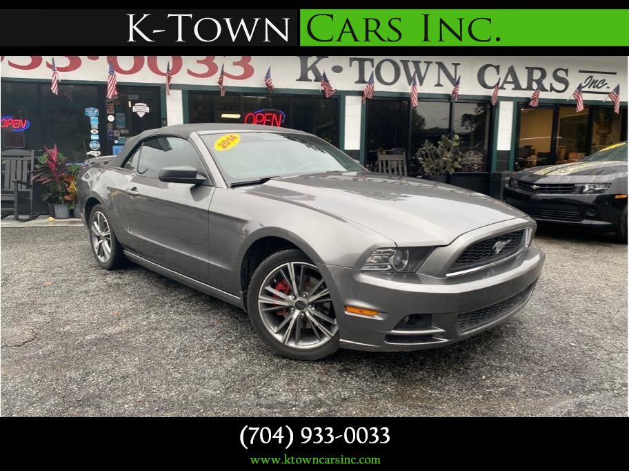 2014 Ford Mustang from K-Town Cars