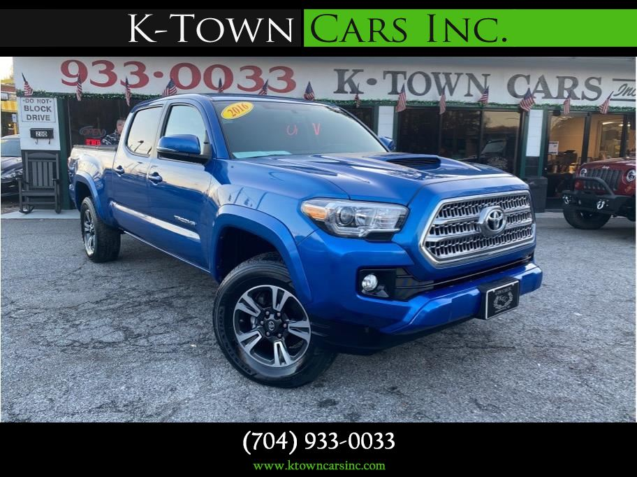 2016 Toyota Tacoma Double Cab from K-Town Cars
