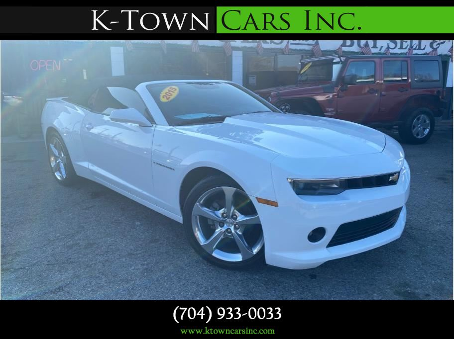 2015 Chevrolet Camaro from K-Town Cars