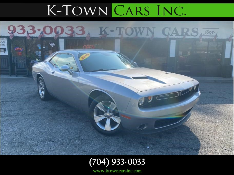 2015 Dodge Challenger from K-Town Cars