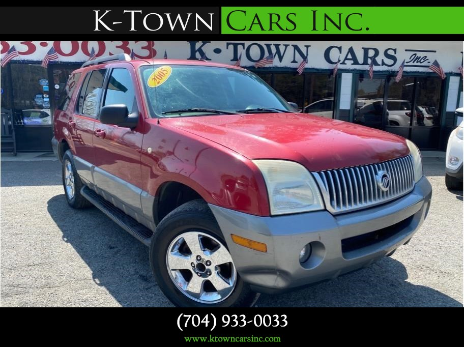 2005 Mercury Mountaineer from K-Town Cars