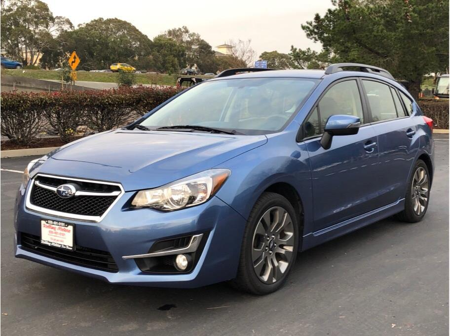 2016 Subaru Impreza from Rolling Motors