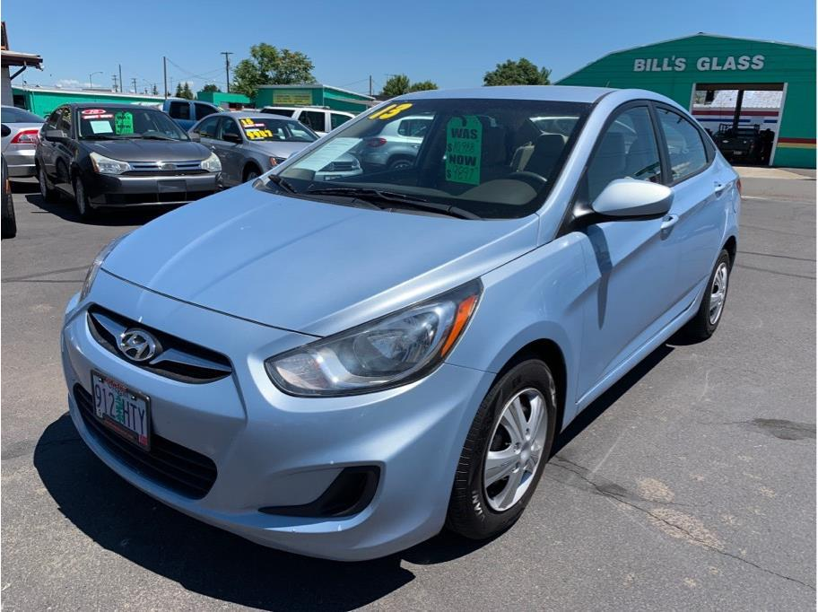 2013 Hyundai Accent from Paradise Auto Sales - Medford