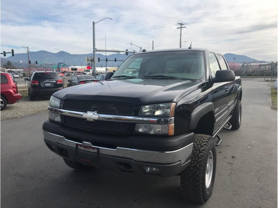 2004 Chevrolet Silverado 2500 Crew Cab from Paradise Auto Center
