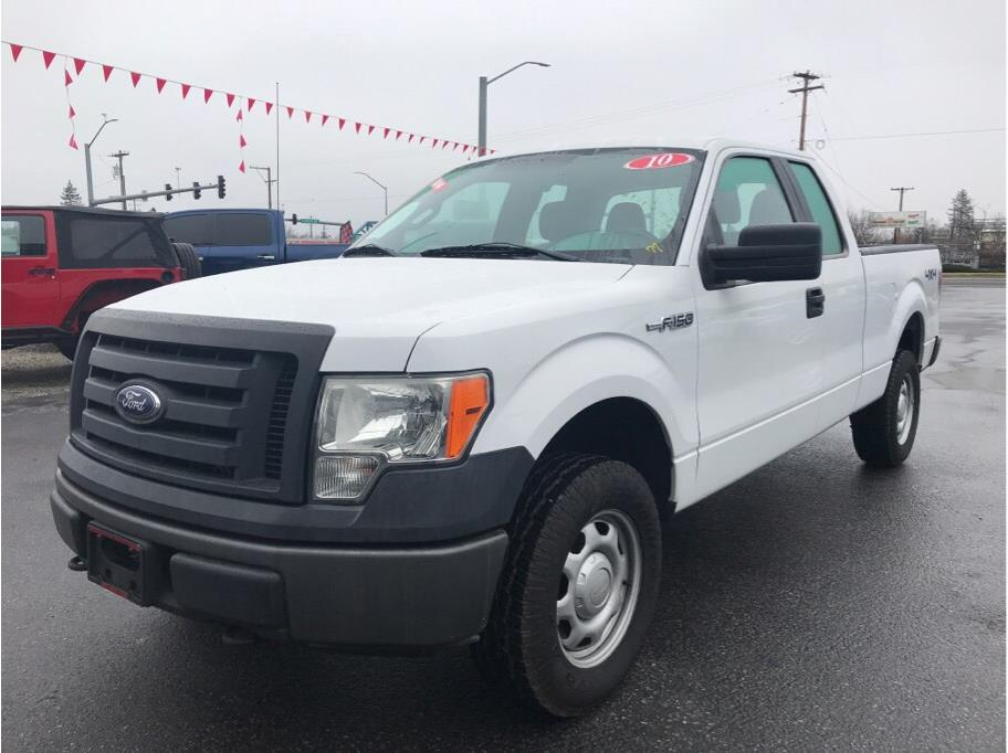 2010 Ford F150 Super Cab from Paradise Auto Center