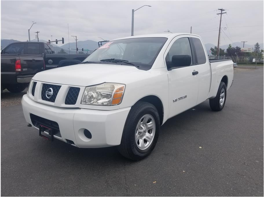 2007 Nissan Titan King Cab from Paradise Auto Center