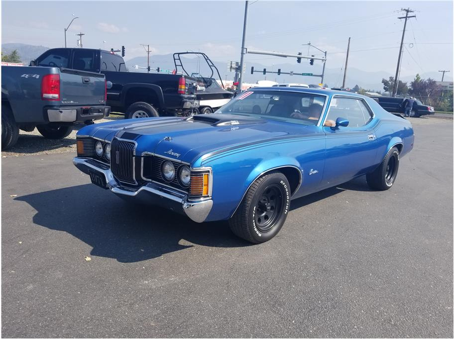 1971 Mercury Cougar from Paradise Auto Center