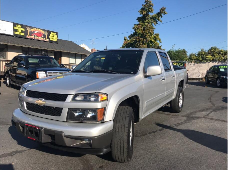 2011 Chevrolet Colorado Crew Cab from Paradise Auto Center