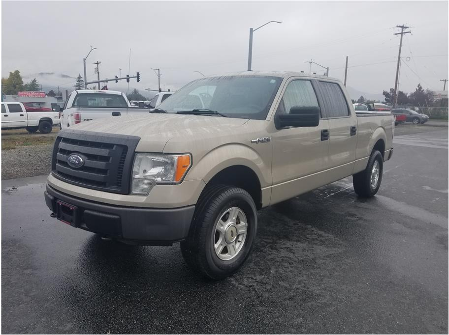 2009 Ford F150 SuperCrew Cab from Paradise Auto Center