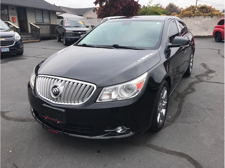 2011 Buick LaCrosse from Paradise Auto Center