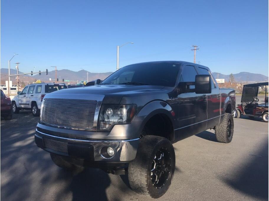 2012 Ford F150 SuperCrew Cab from Paradise Auto Center