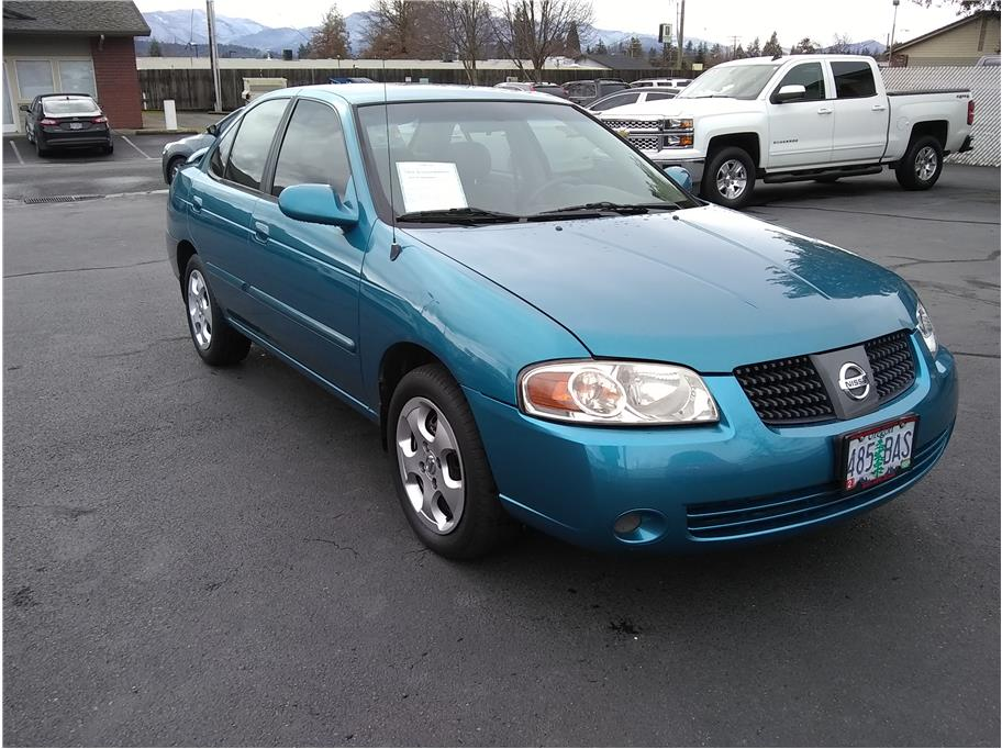 2004 Nissan Sentra from Paradise Auto Center