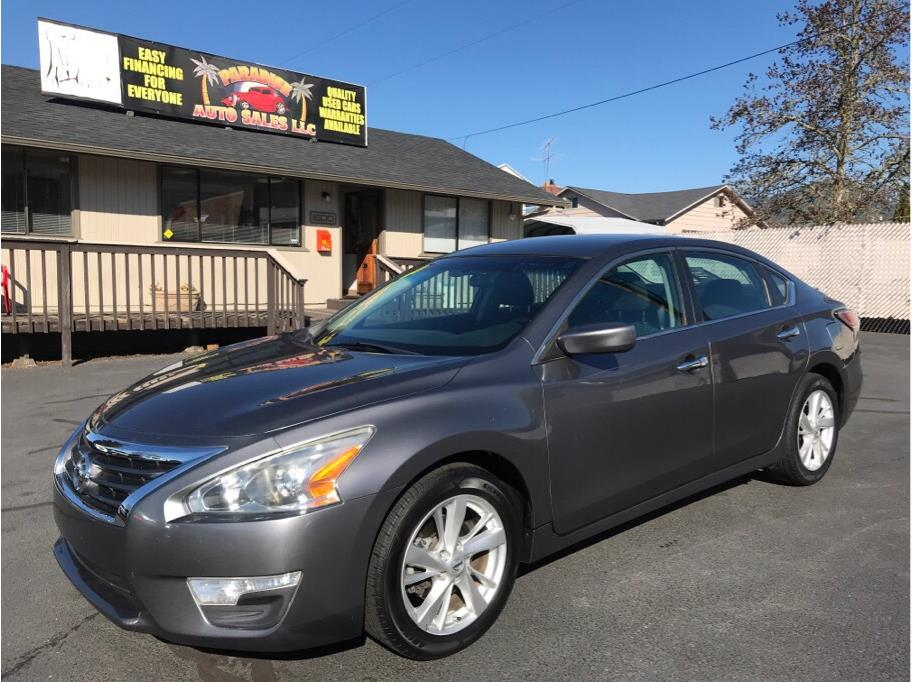 2014 Nissan Altima from Paradise Auto Center - Grants Pass