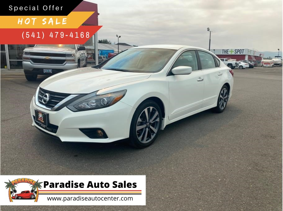 2016 Nissan Altima from Paradise Auto Center - Grants Pass