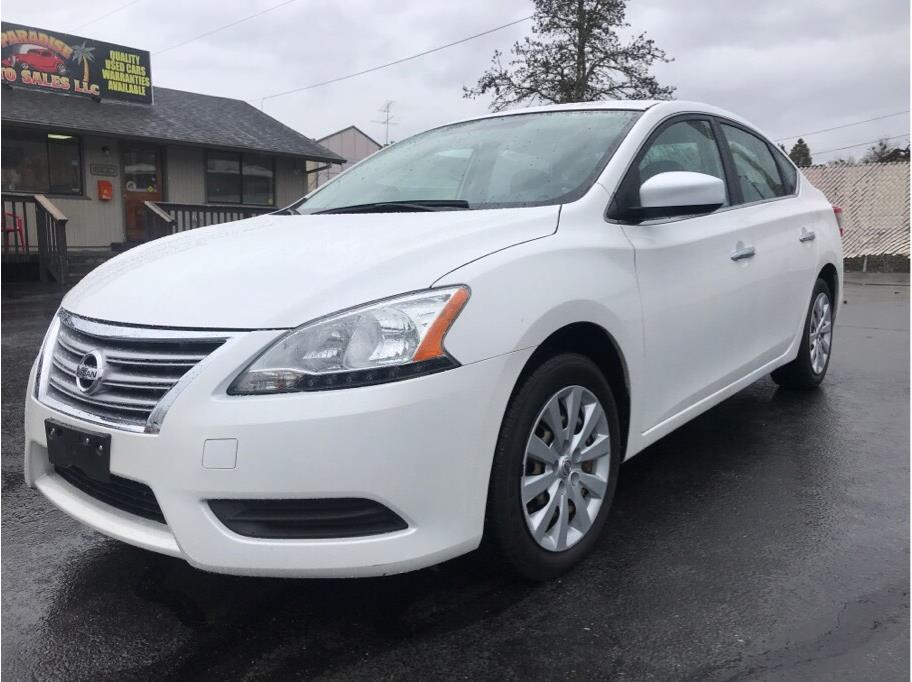 2014 Nissan Sentra from Paradise Auto Center - Grants Pass