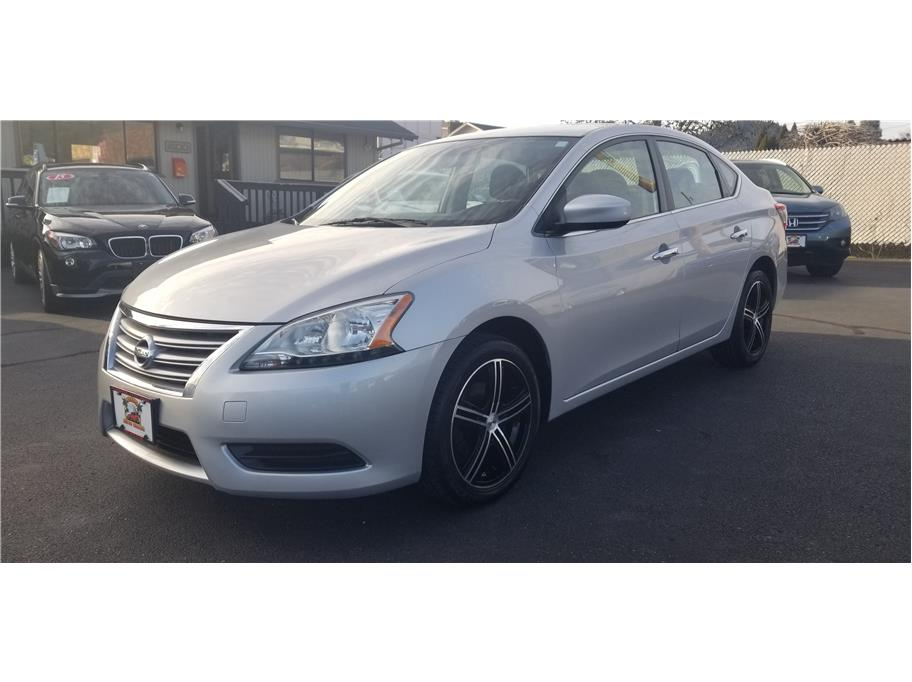 2015 Nissan Sentra from Paradise Auto Center - Grants Pass