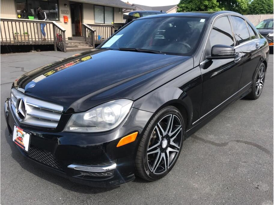 2013 Mercedes-Benz C-Class from Paradise Auto Center - Grants Pass