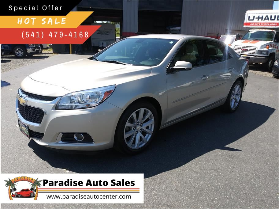 2015 Chevrolet Malibu from Paradise Auto Sales II