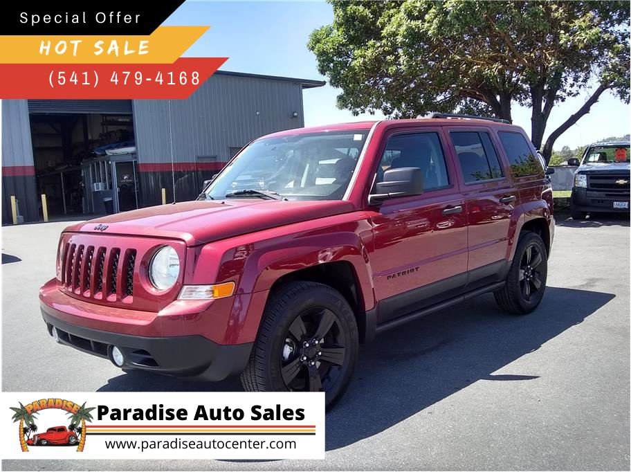 2015 Jeep Patriot from Paradise Auto Center - Grants Pass