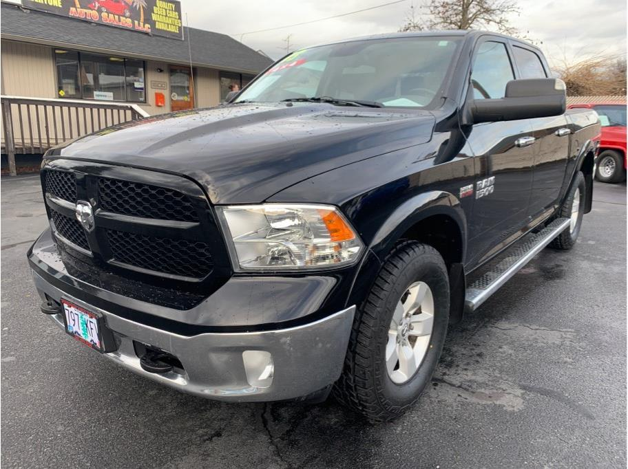 2013 Ram 1500 Crew Cab from Paradise Auto Center - Grants Pass