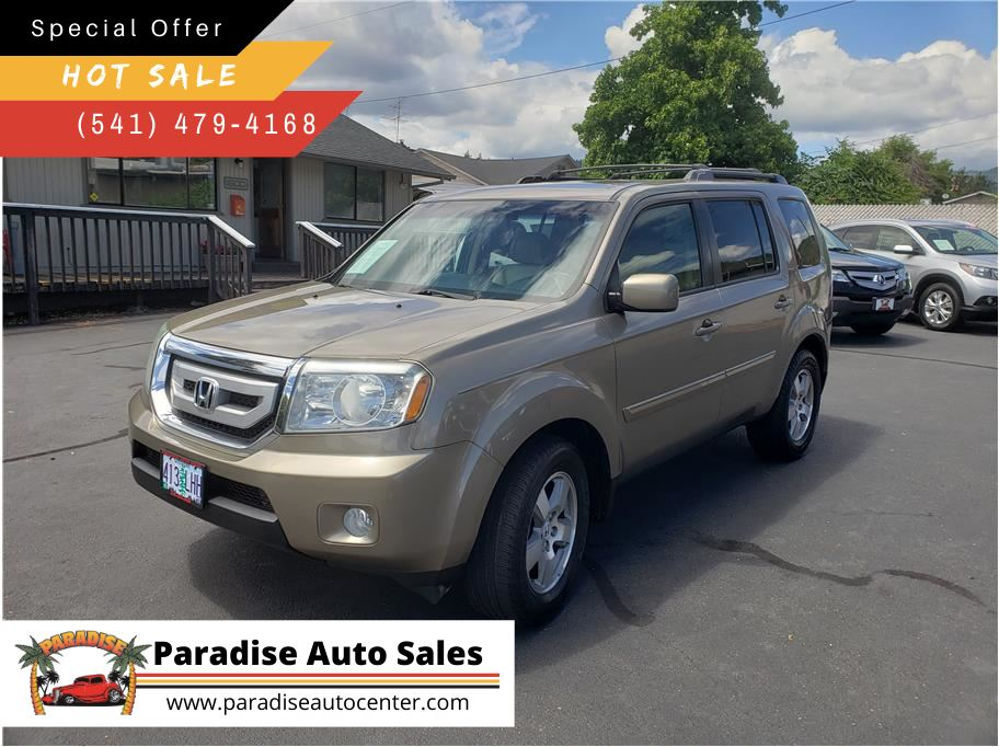 2011 Honda Pilot from Paradise Auto Center - Grants Pass