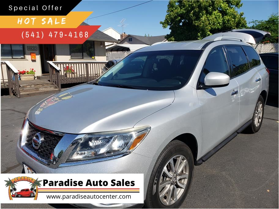 2014 Nissan Pathfinder from Paradise Auto Sales II