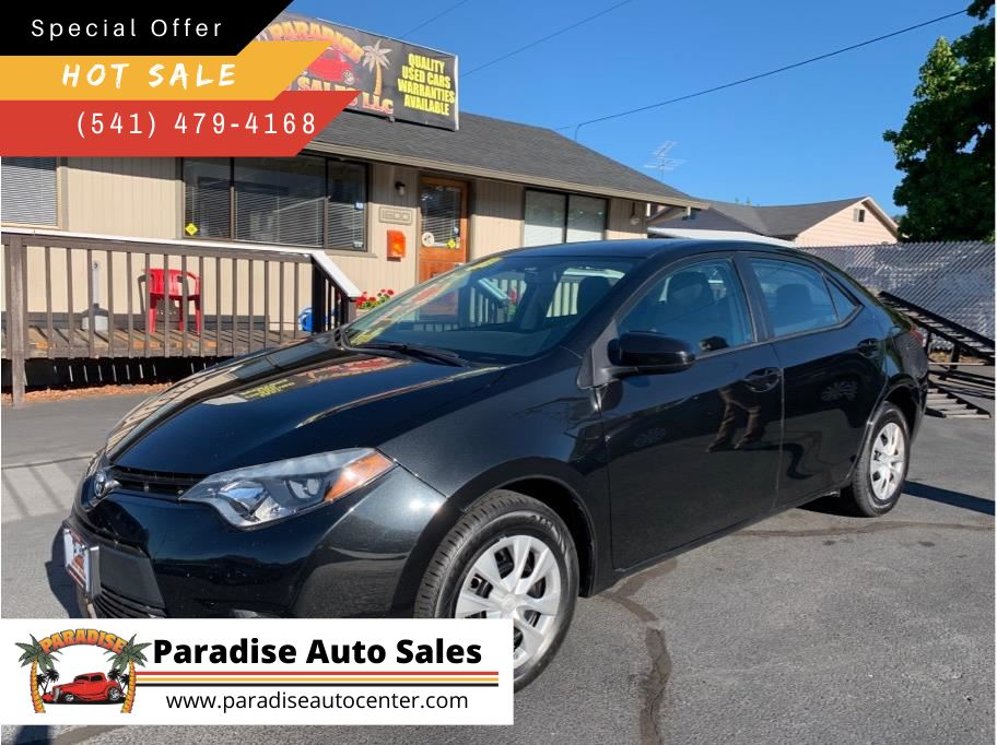 2015 Toyota Corolla from Paradise Auto Center - Grants Pass