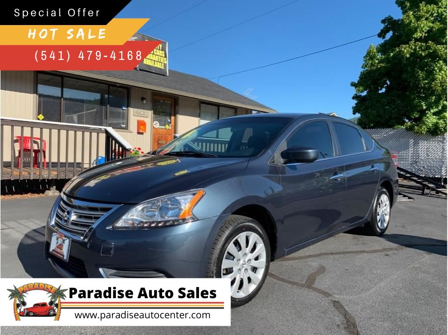 2015 Nissan Sentra from Paradise Auto Sales - Medford