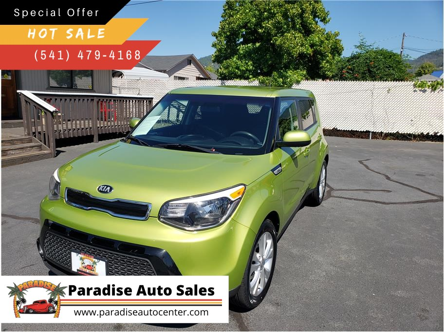 2016 Kia Soul from Paradise Auto Sales - Grants Pass