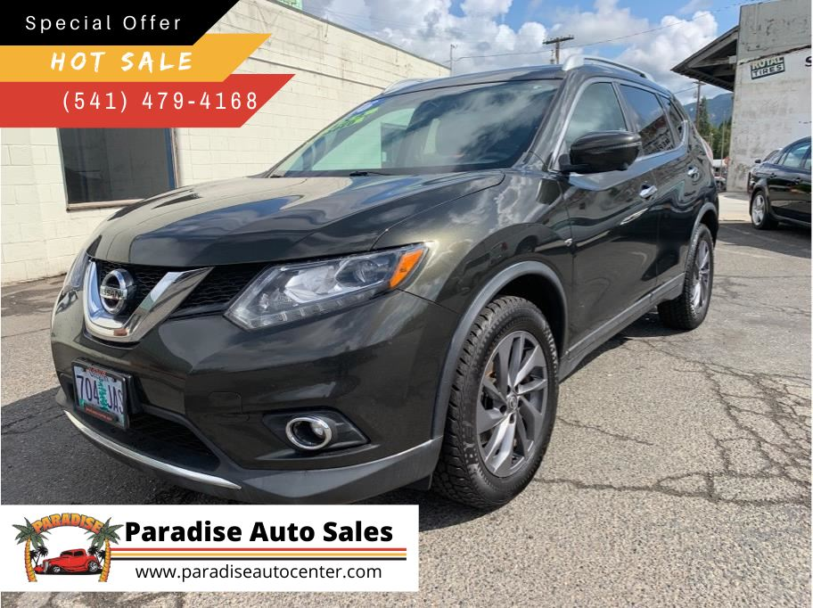 2016 Nissan Rogue from Paradise Auto Sales - Medford