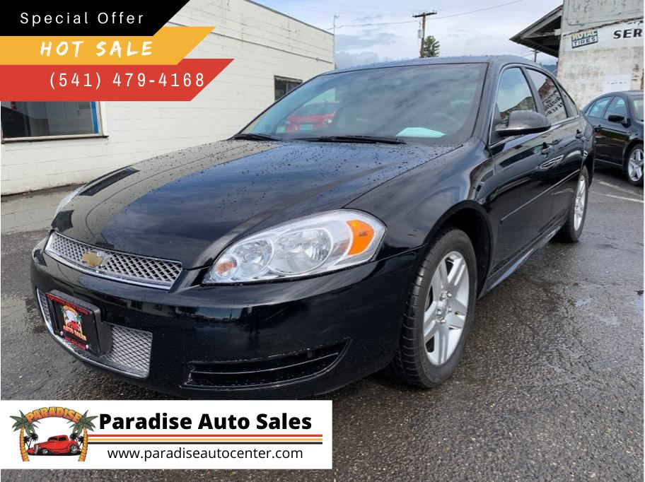2016 Chevrolet Impala Limited from Paradise Auto Sales - Medford
