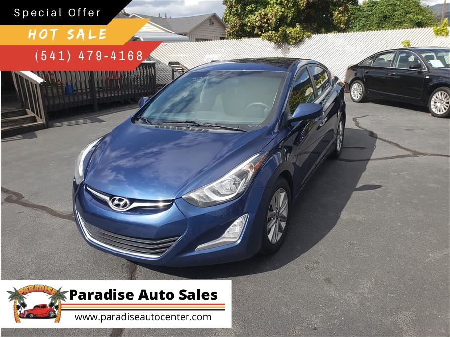 2016 Hyundai Elantra from Paradise Auto Center - Grants Pass