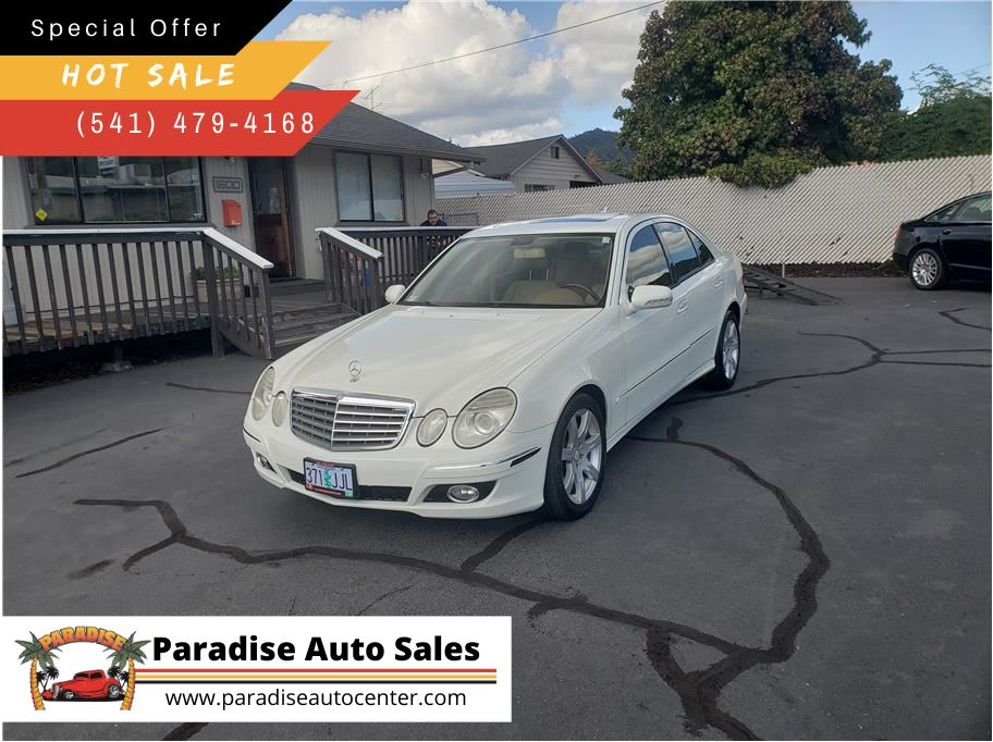2008 Mercedes-benz E-Class from Paradise Auto Sales - Medford