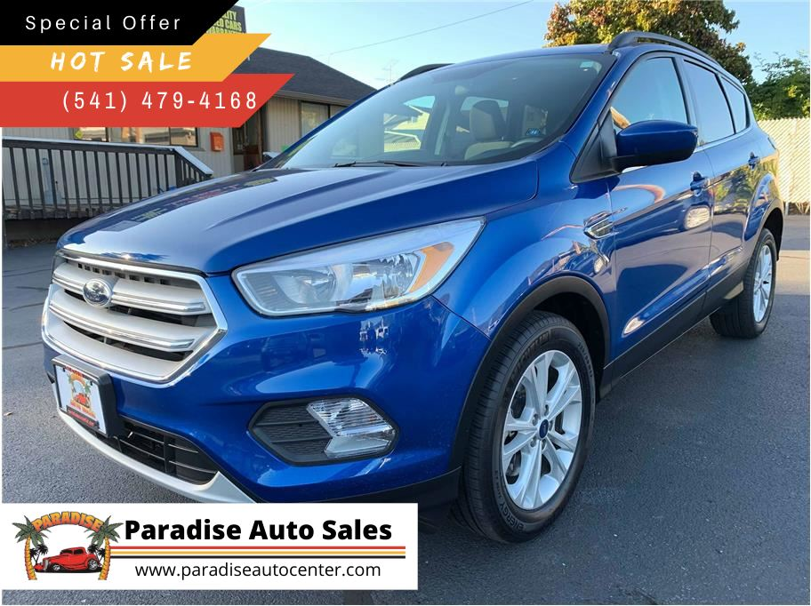 2018 Ford Escape from Paradise Auto Center - Grants Pass