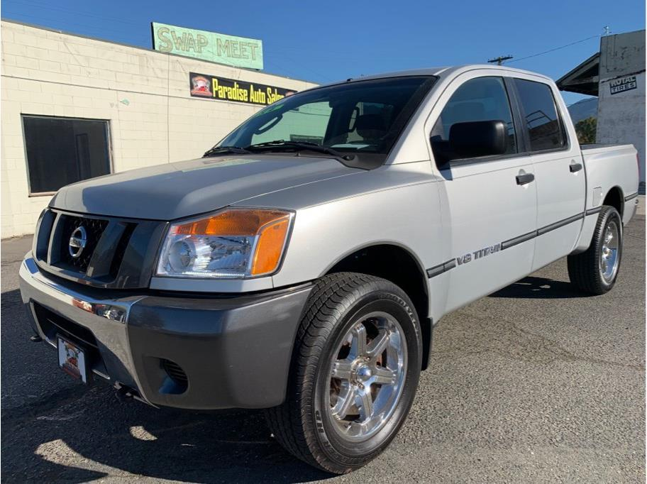 2008 Nissan Titan Crew Cab from Paradise Auto Center - Grants Pass