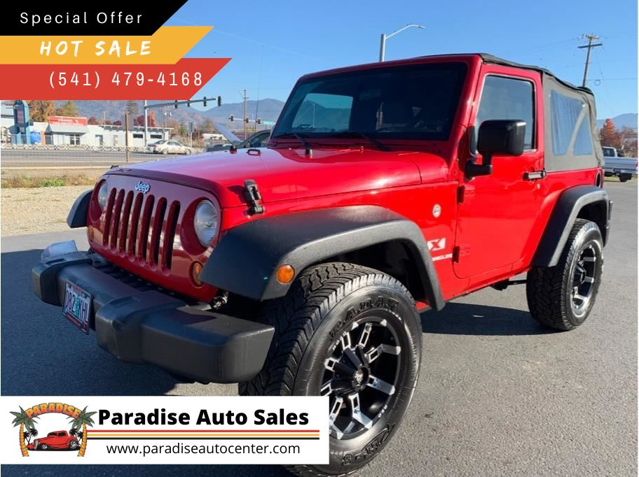 2008 Jeep Wrangler from Paradise Auto Sales - Medford