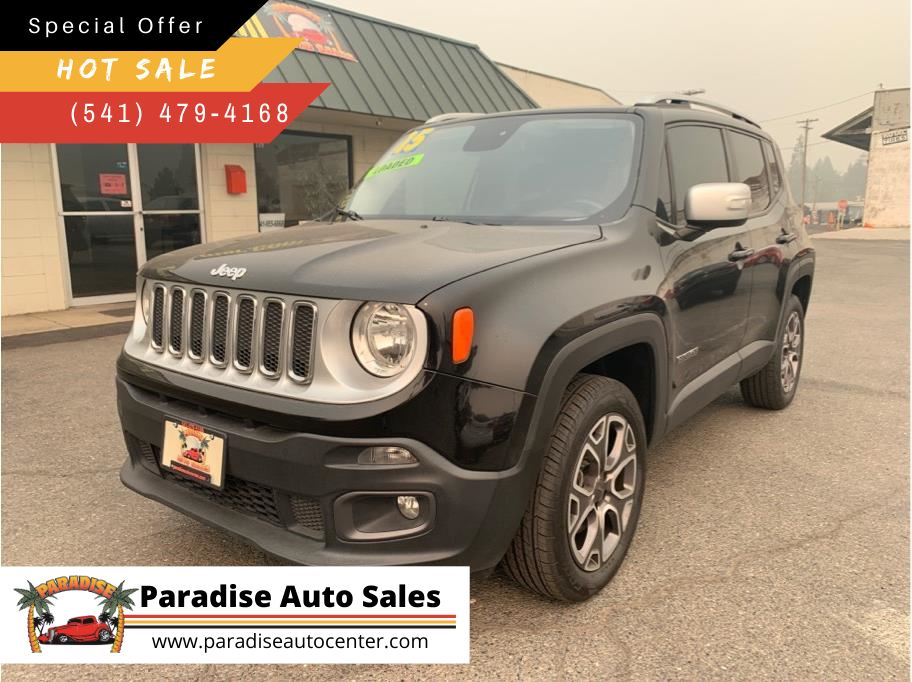 2015 Jeep Renegade from Paradise Auto Sales - Medford
